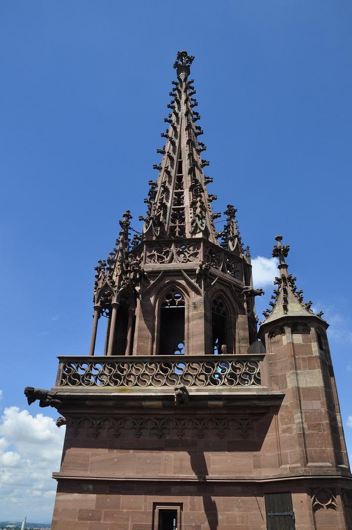 Pis superior de la Catedral de Basilea