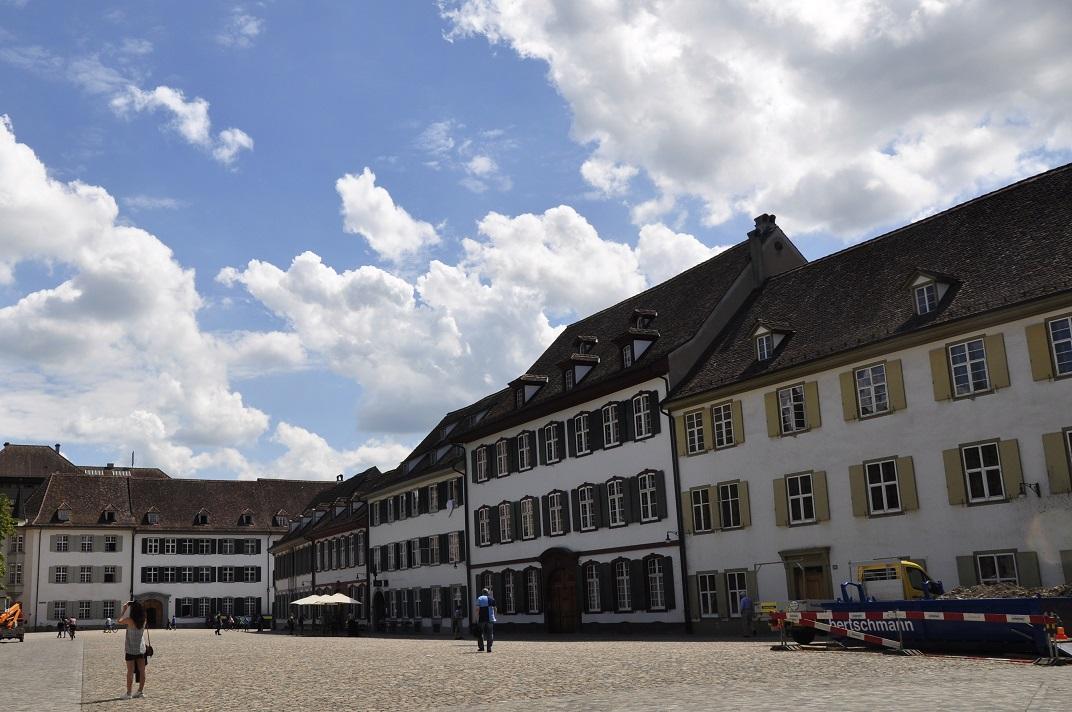 Plaça de la Catedral de Basilea