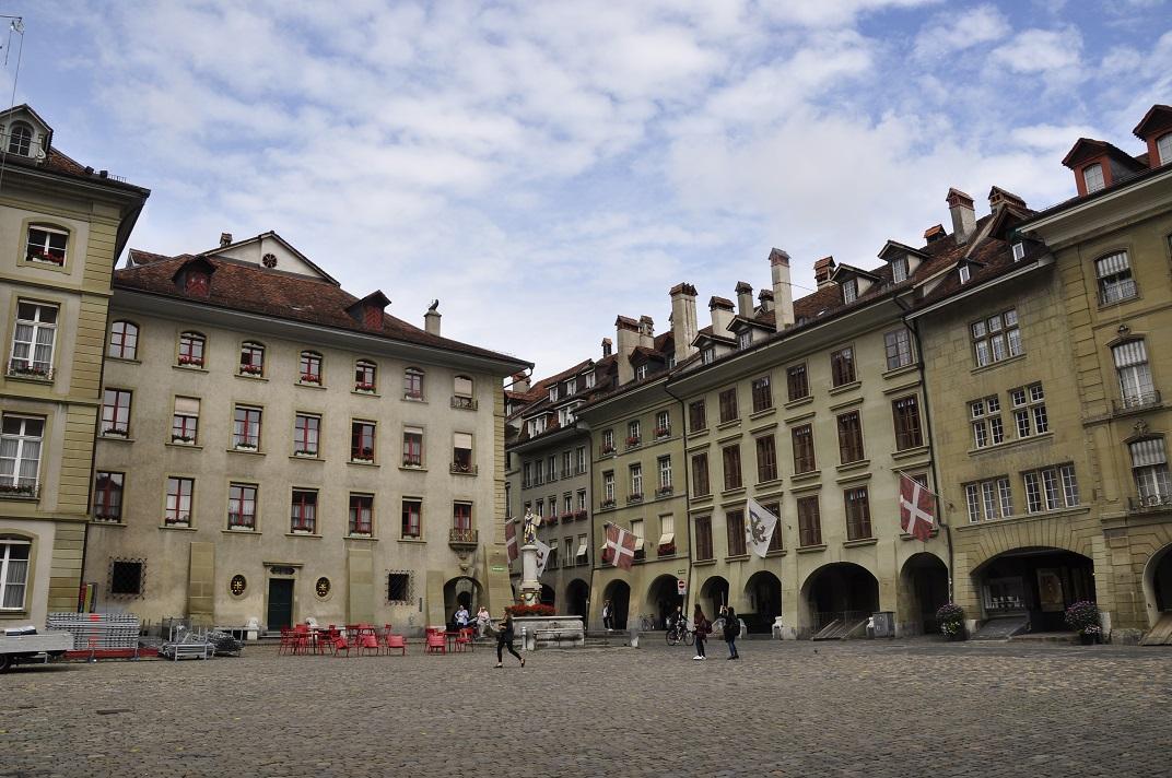 Plaça de la Catedral de Berna
