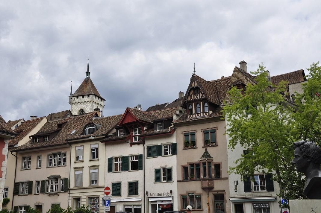 Plaça de la Catedral de Schaffhausen