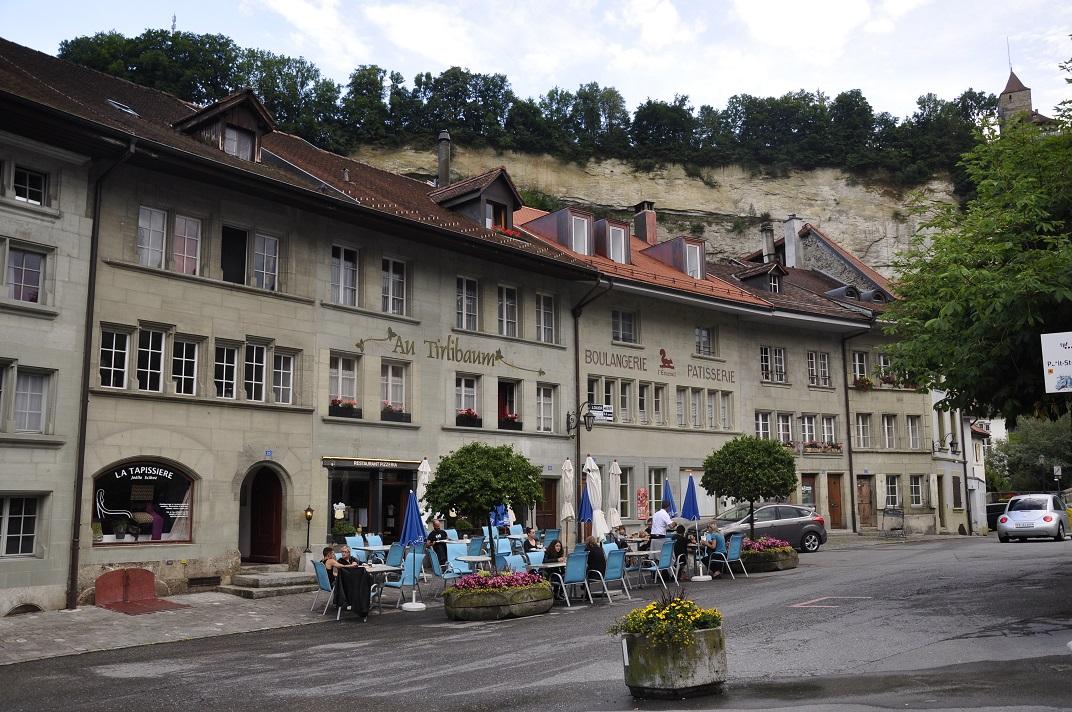 Plaça del Petit-Saint-Jean de Friburg