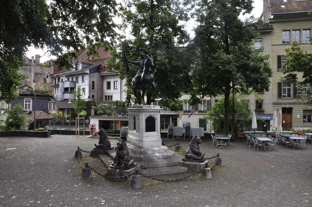 Plaça d'Erlach de Berna