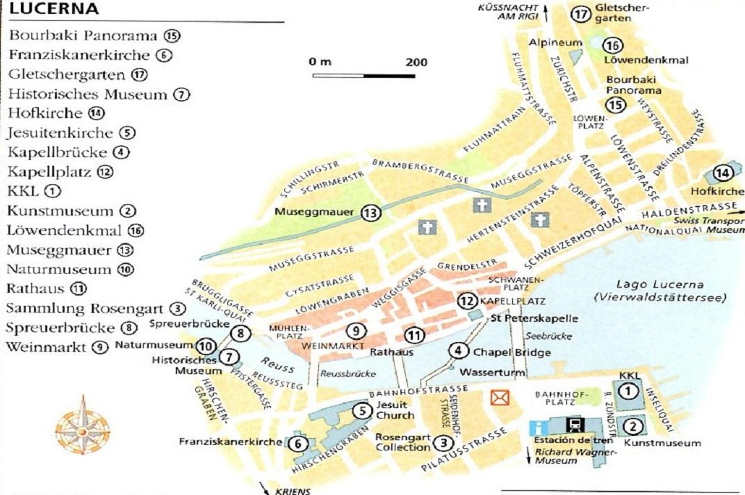 Plànol de Lucerna