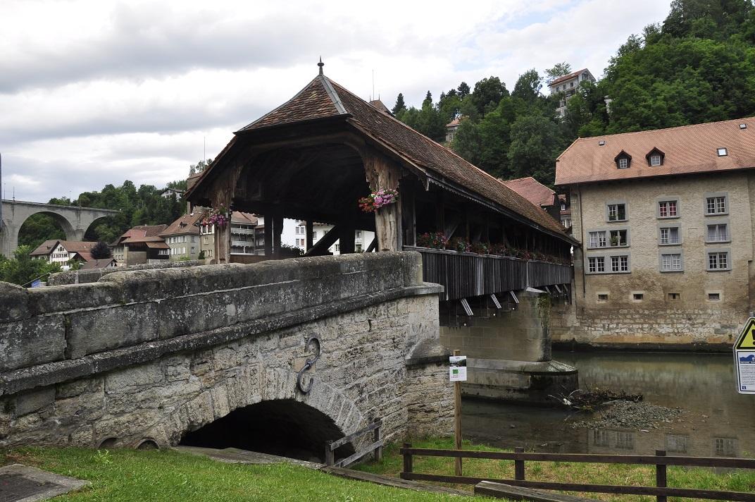 Pont de Berna de Friburg