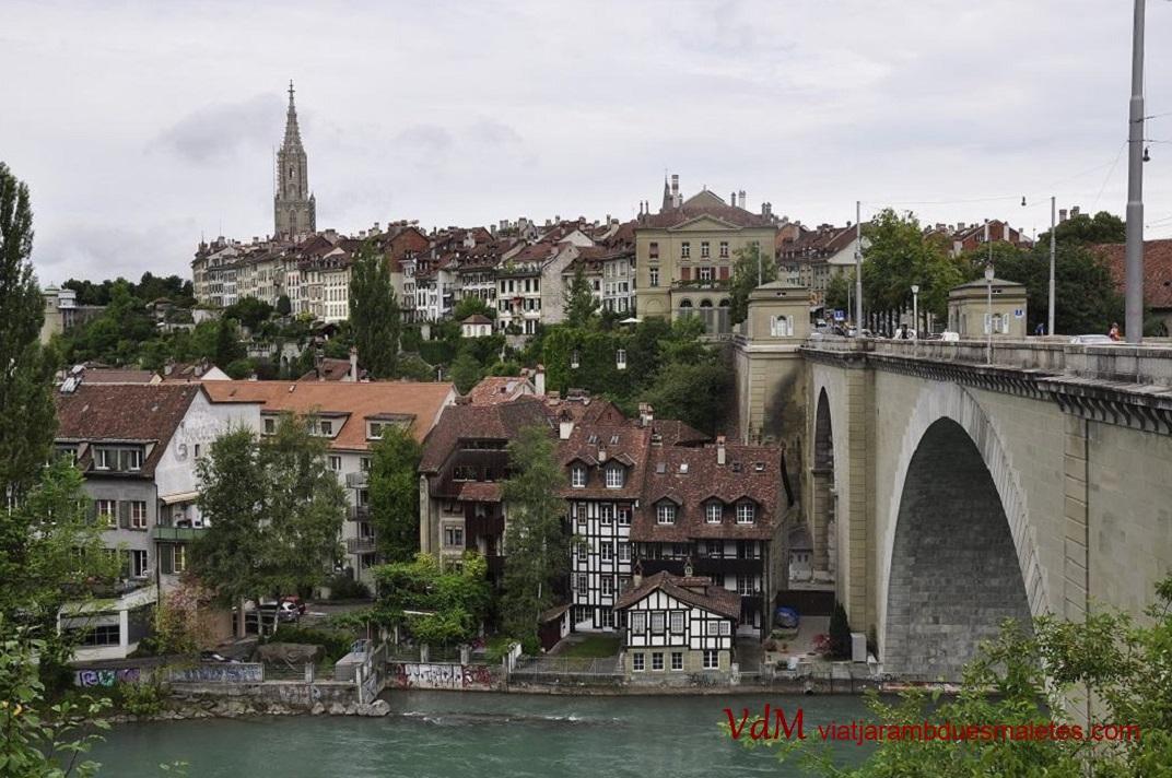 Pont de Nydegg de Berna