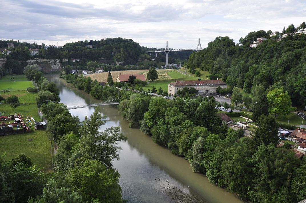 Pont de Poya de Friburg