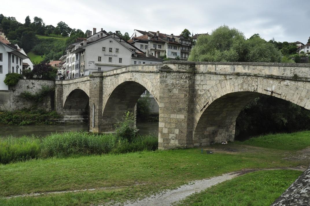 Pont de Sant Joan de Friburg