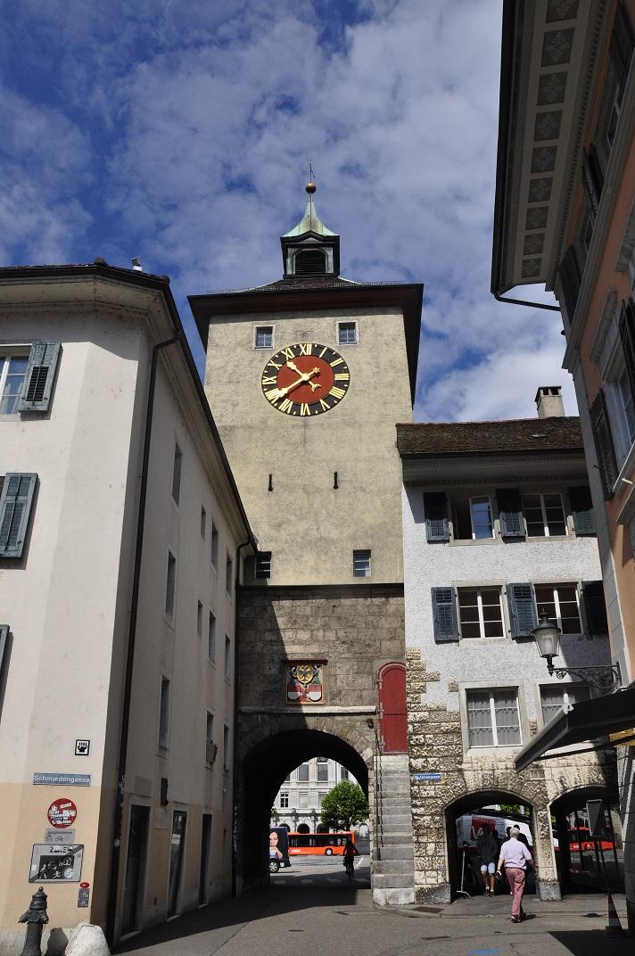 Porta de Biel de Solothurn