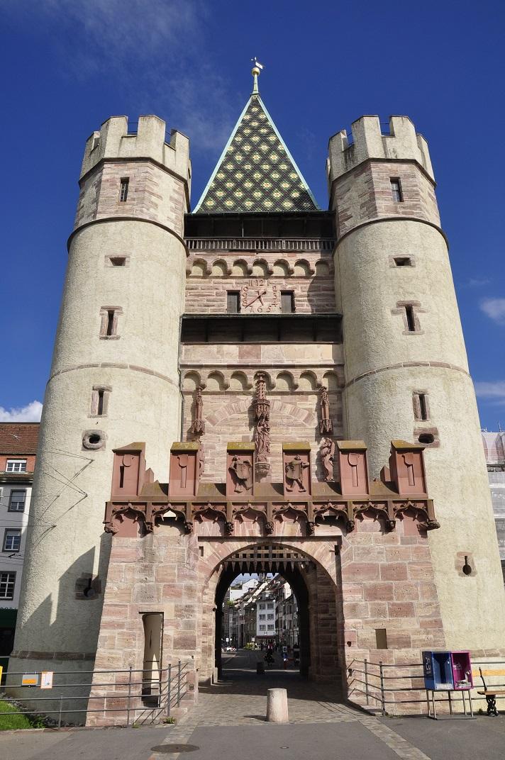 Porta Spalentor de Basilea