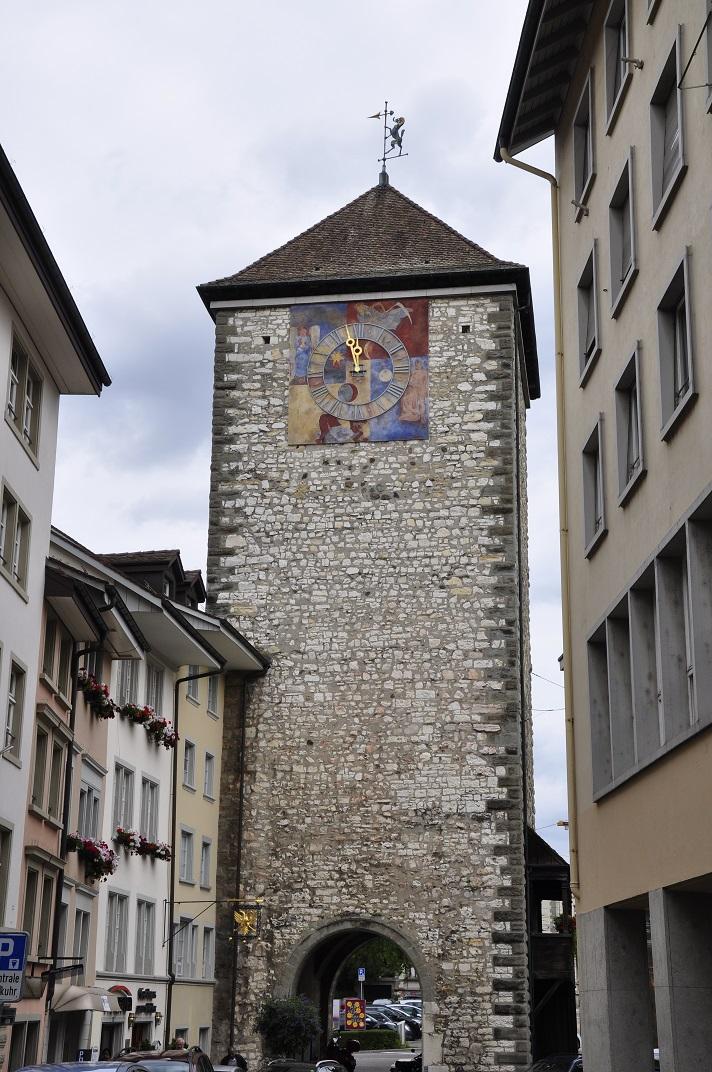 Portal de Suàbia de Schaffhausen