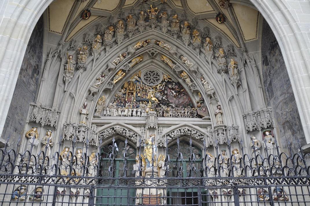 Pòrtic del Judici Final de la Catedral de Berna