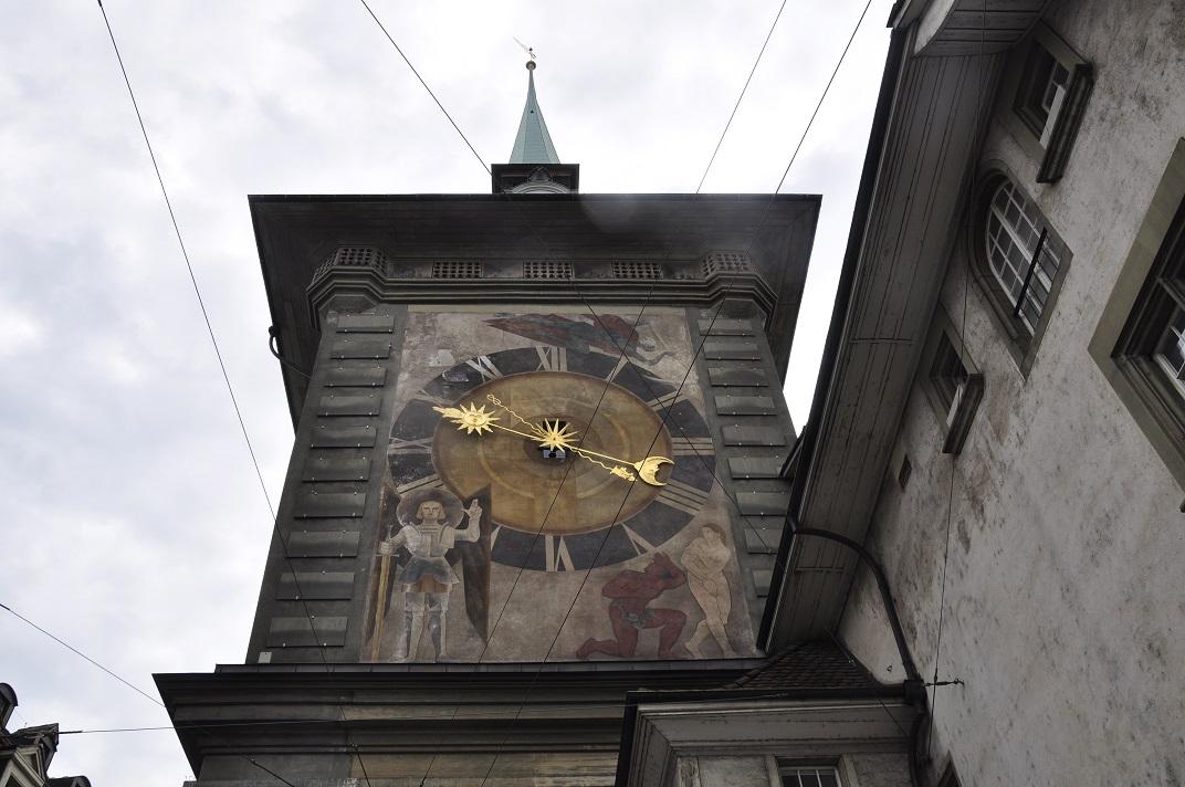 Rellotge de la torre de Berna