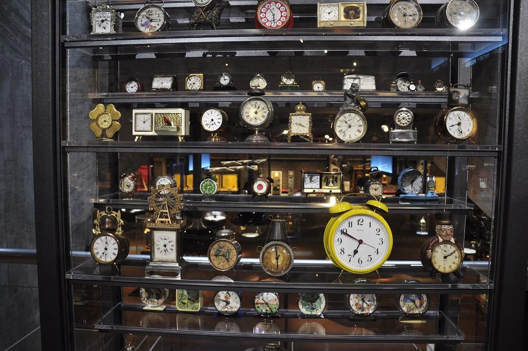 Rellotges del museu de rellotgeria de La Chaud-de-Fonds