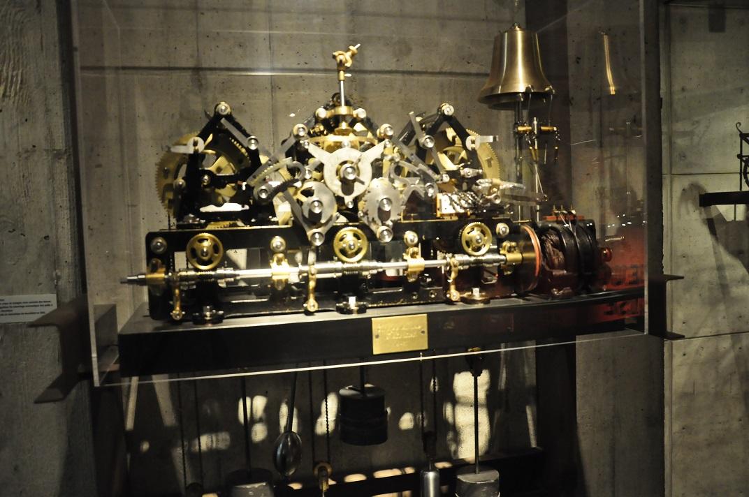Rellotges del segle XIX del museu de rellotgeria de La Chaud-de-Fonds