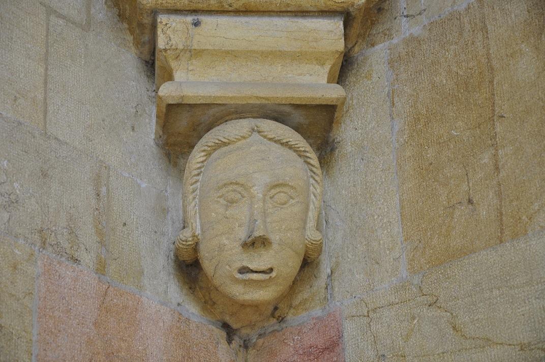 Restauració de l'exterior de la col·legiata de Neuchâtel