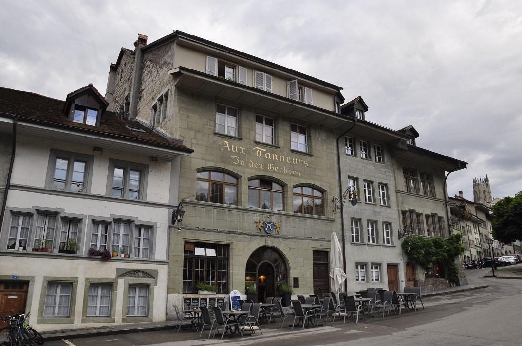 Restaurant de la Ciutat Baixa de Friburg