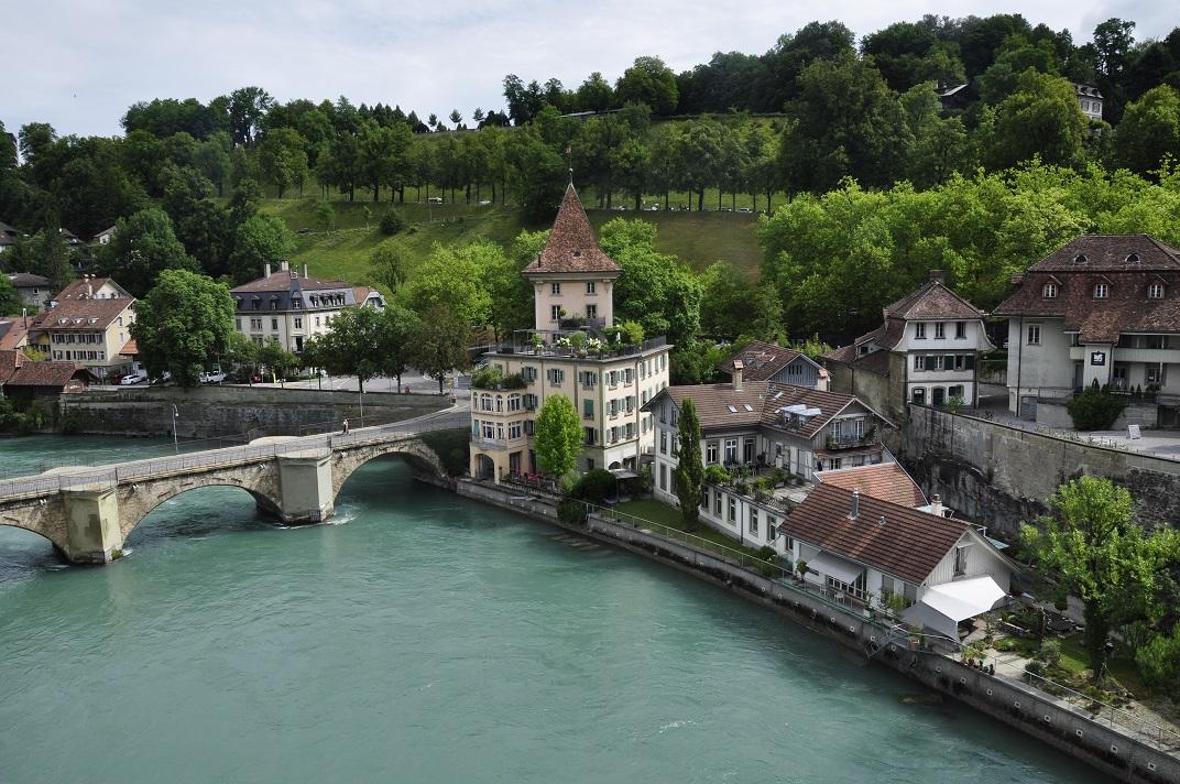Riu Aar de Berna