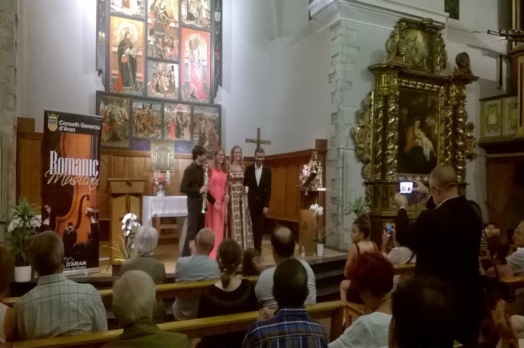 Romànic Musicau de Vielha
