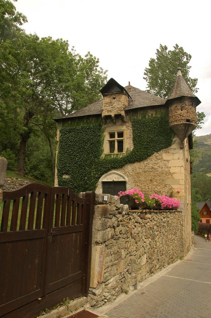 Ruta dels espais florits de Bagergue