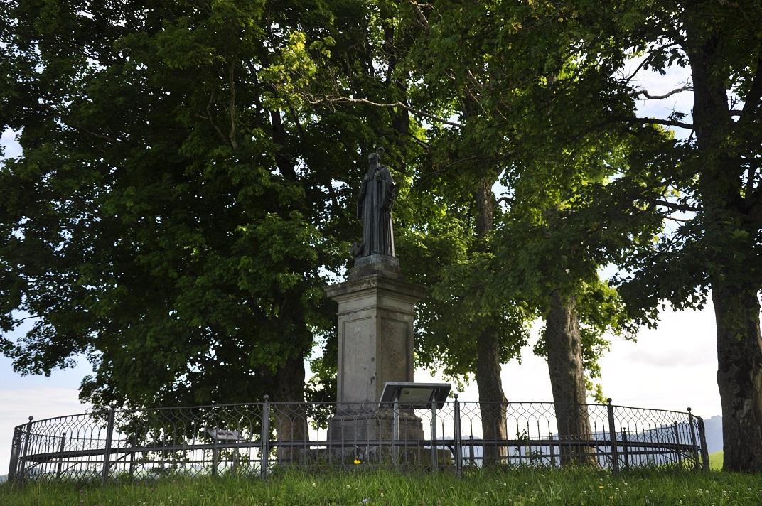 Sant Benet d'Einsiedeln