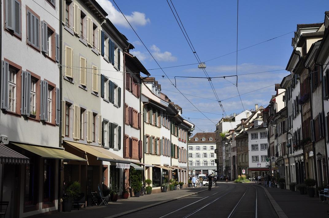 Spalenvorstadt de Basilea