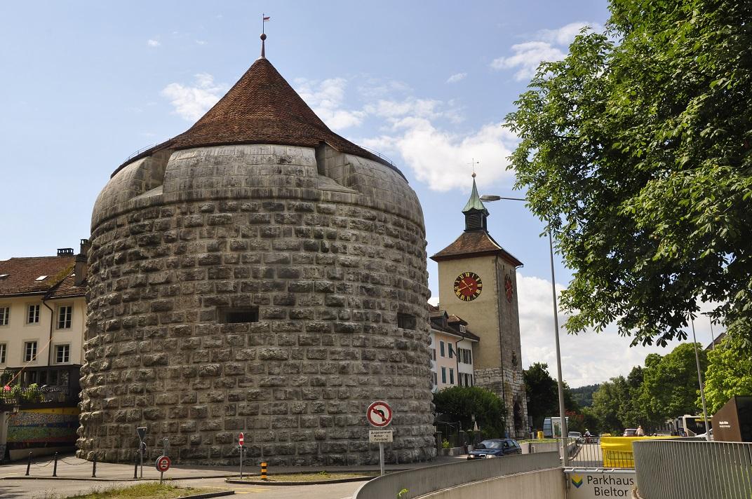 Torre de Buris de Solothurn