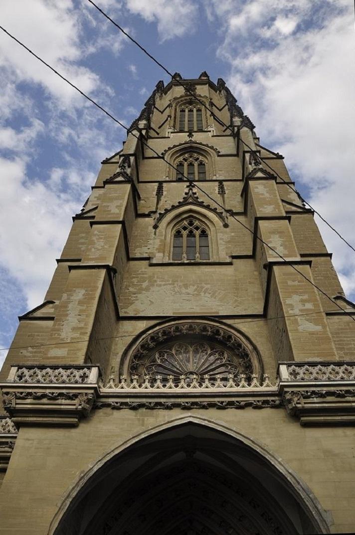 Torre de la Catedral de Friburg
