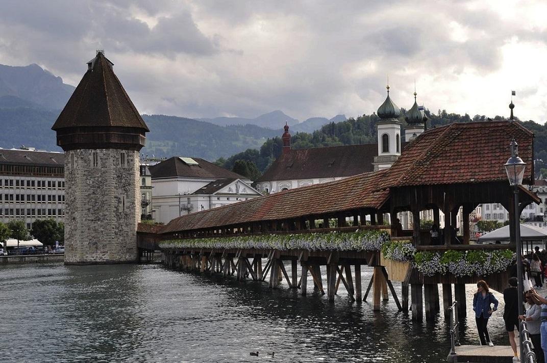Torre de l'aigua de Lucerna