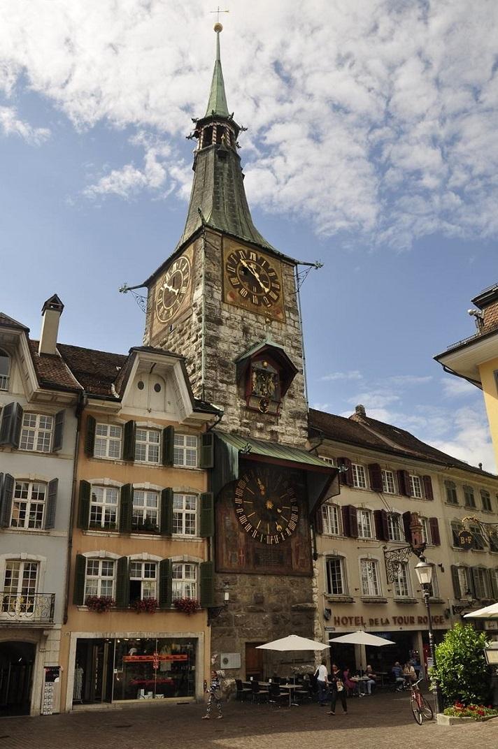 Torre del Rellotge de Solothurn