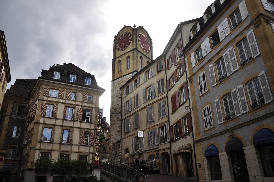 Torre Diesse de Neuchâtel