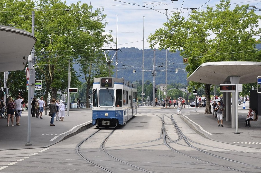 Tramvia de Zuric