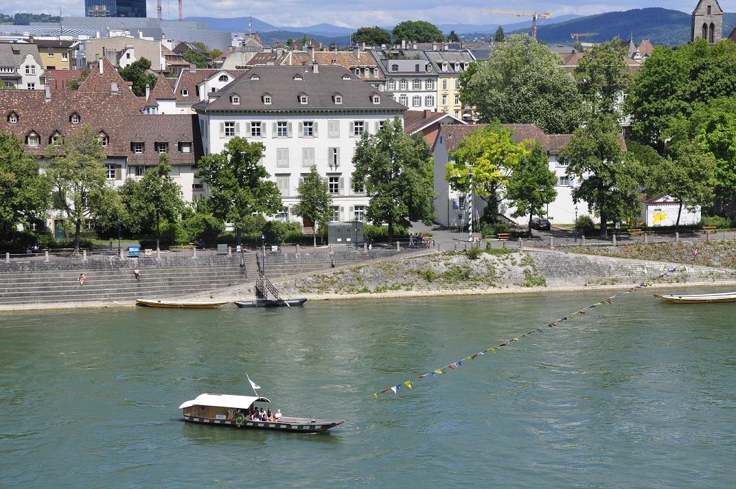 Transbordador de la Catedral de Basilea