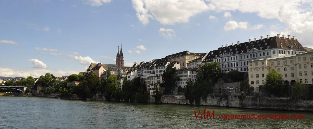 Turó de la catedral de Basilea