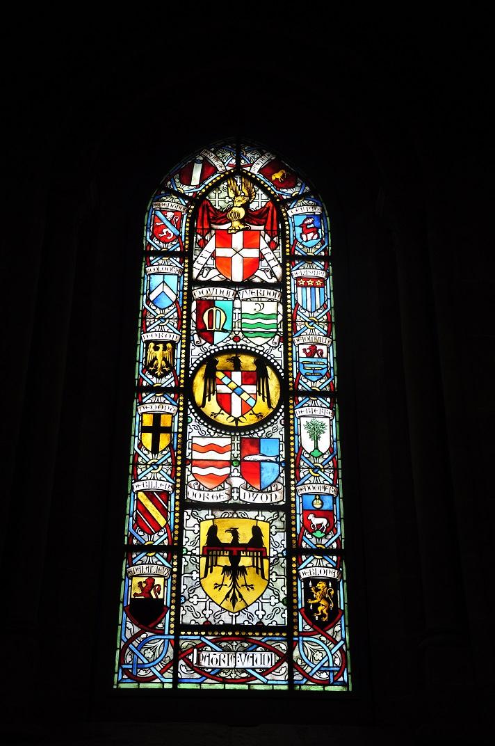 Vidrieres de la Catedral de Lausana