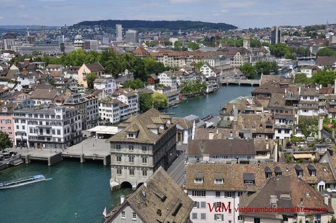 Vista de Zuric